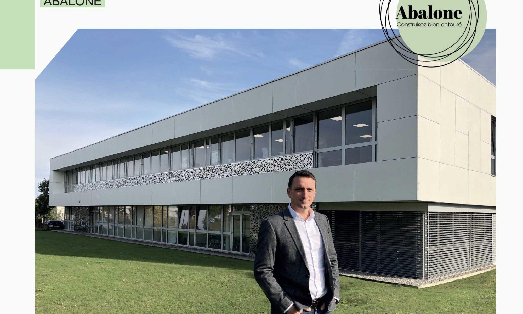 Abalone actualités presse Antoine Désormais Directeur Constructeur de confiance